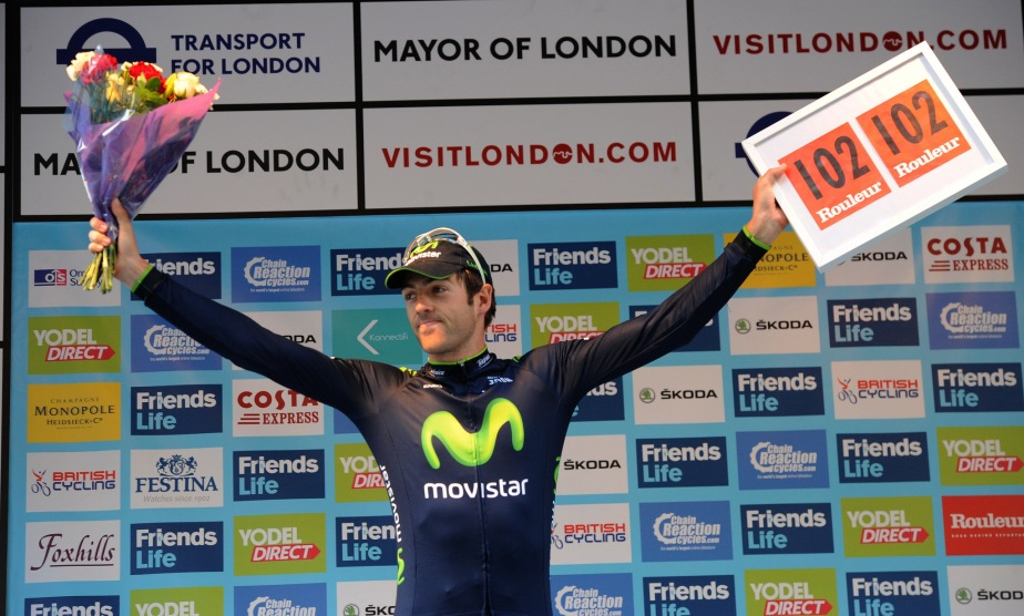 Dowsett won the overall combativity prize at the Tour of Britain (SweetSpot)
