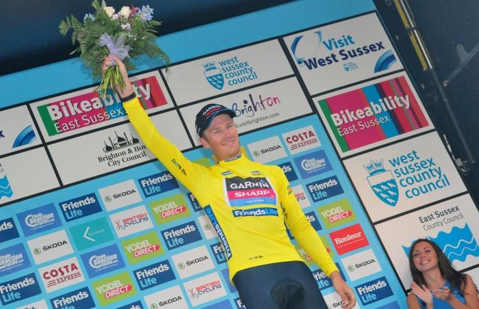 Dylan Van Baarle is another surprise leader (SweetSpot)