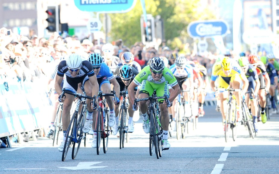 Kittel vs Ruffoni for the win (TOB)