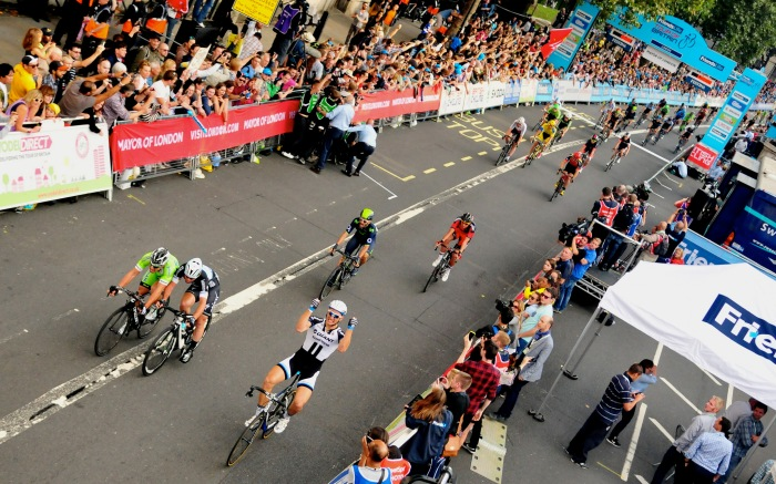 Marcel Kittel wins the final stage (SweetSpot)