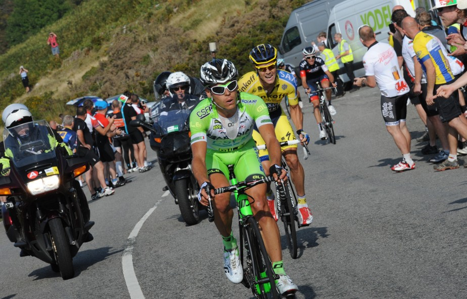 Zardini leads Roche up The Tumble (SweetSpot)