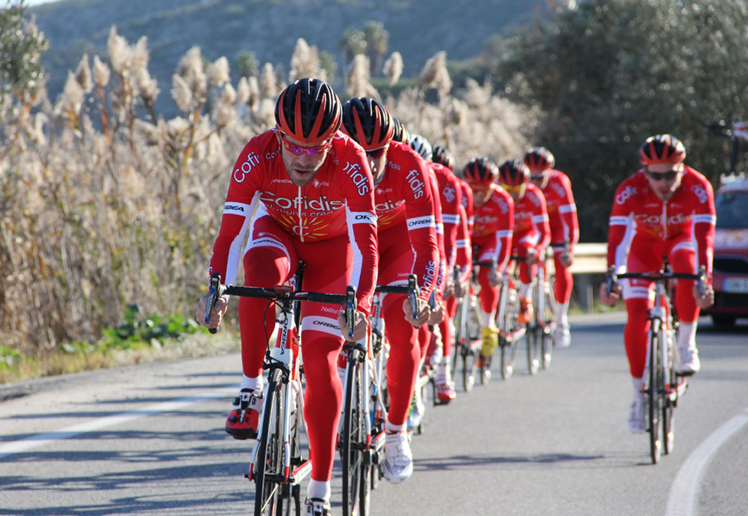 The train in training (@TeamCofidis)