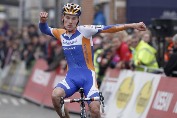 Winning in Superprestige Hamme-Zogge 2011-12 (ispaphoto)