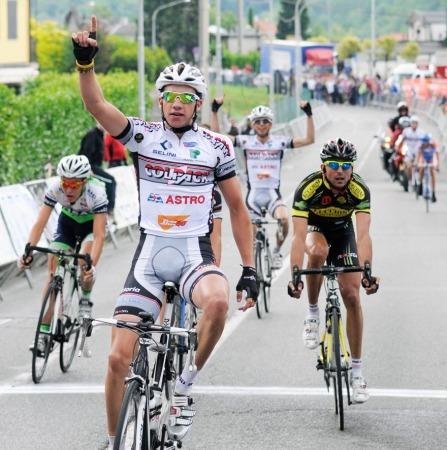 Winning the Memorial Angelo Ripamonti