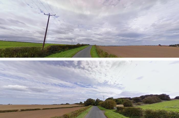 Country roads, sans spectators