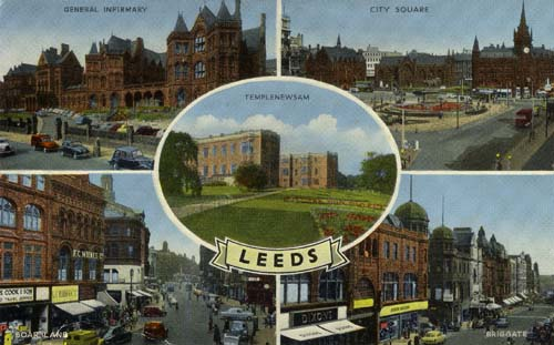 Leeds postcard (leodis.net)