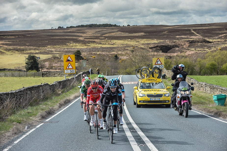 Tour de Yorkshire, day one
