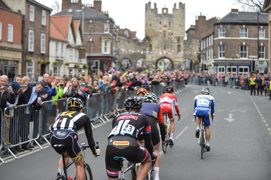 Tour de Yorkshire, day two