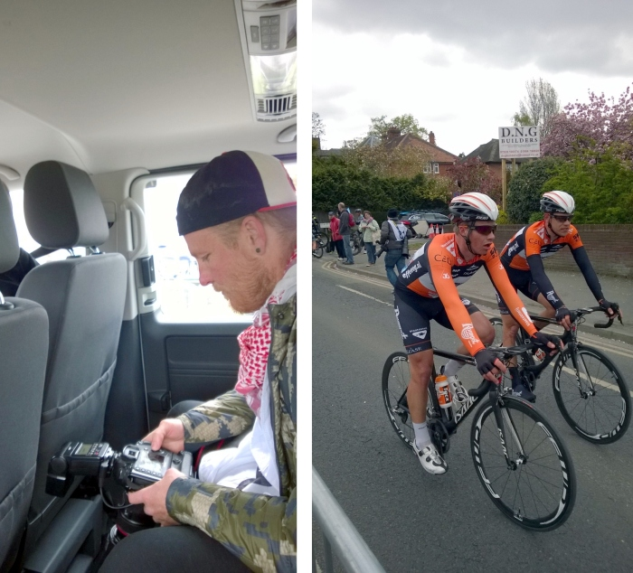 Some things that happened at the finish