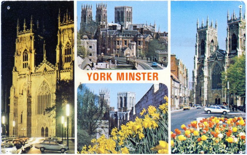 Image result for york postcard