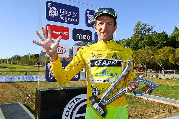 David Blanco Volta 2012