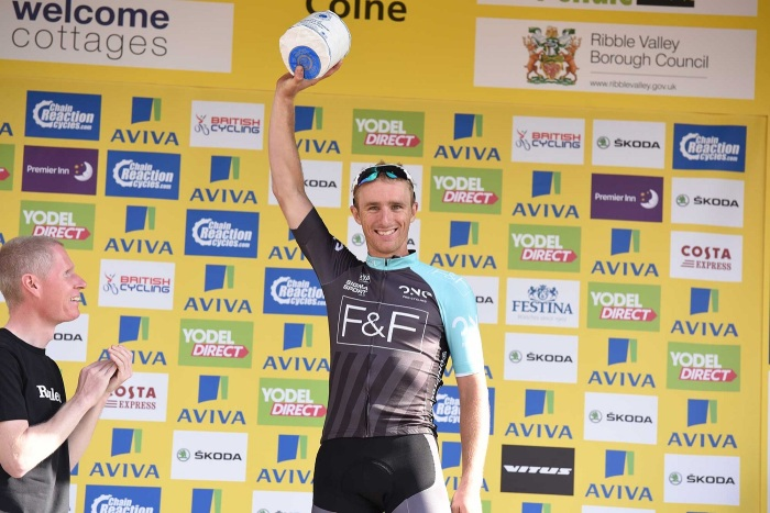 Williams earned more cheese for the One Pro Cycling fridge (Sweetspot)