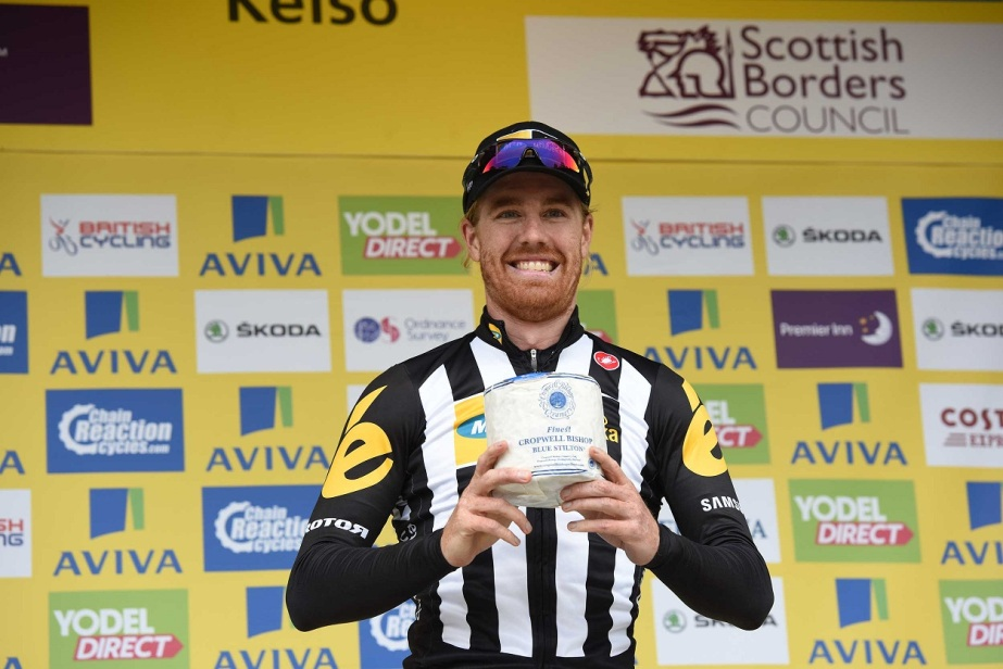 Farrar wins the combativity award (Sweetspot)