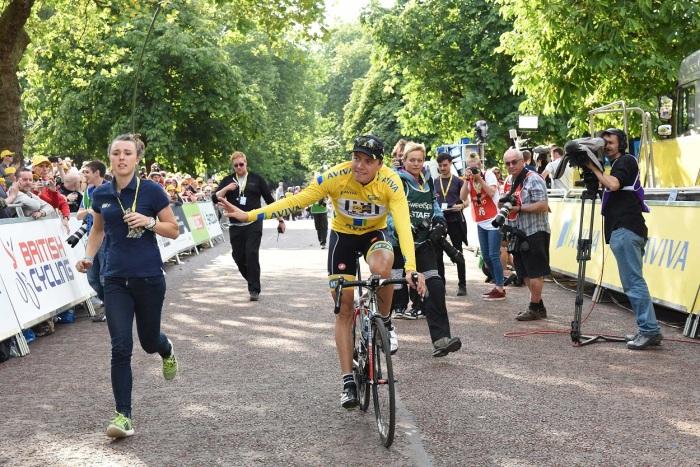 Boasson Hagen extends his lead (SweetSpot)