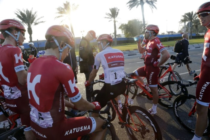 Tour of Qatar 2016 - Elite - Stage 5