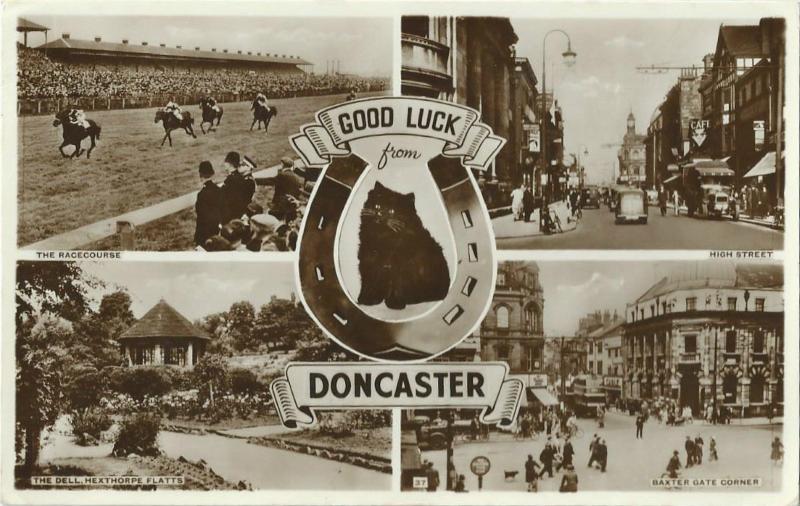 Tour de Yorkshire:Doncaster