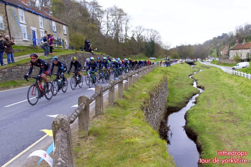 Peloton Yorkshire stage 3 2016 TDY