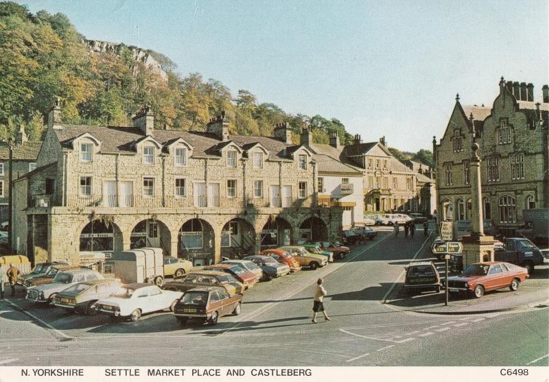 Tour de Yorkshire:Settle